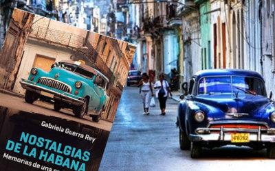 Presentan en Argentina Nostalgias de La Habana, de la cubana-mexicana Gabriela Guerra